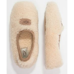 Ugg Birche Slippers Natural